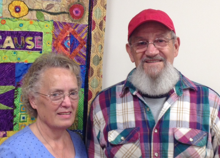 Volunteer Spotlight: Gary and Helen Hurlbutt
